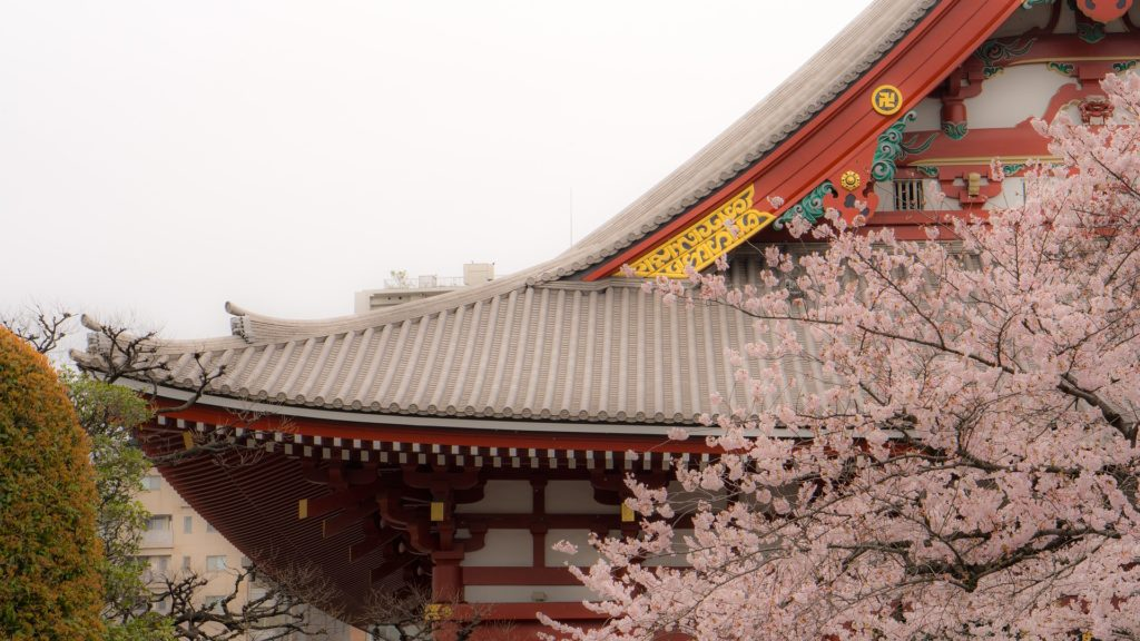 Asakusa is famed for its temples & shrines, most notably Sensoji Temple