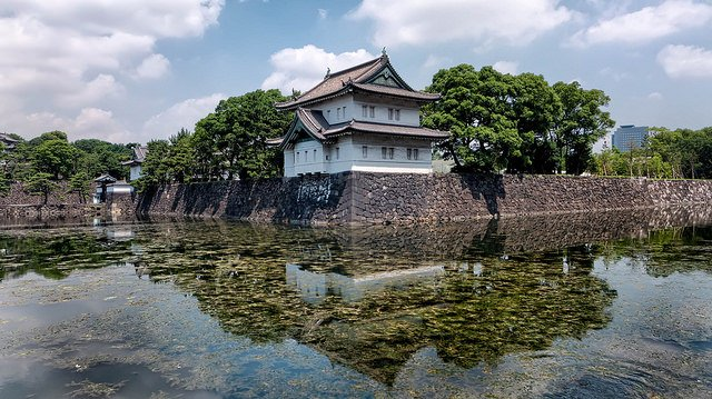 The Gardens of the Imperial Palace are one of the most iconic sites in Japan.