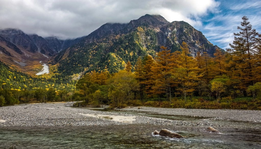 Discovering the Japanese Alps