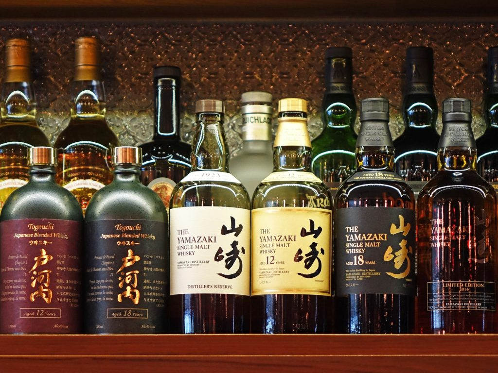 Japanese Whisky is becoming world-renowned