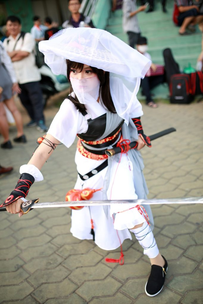 Cosplay is one aspect of Japanese Sub-Cultures