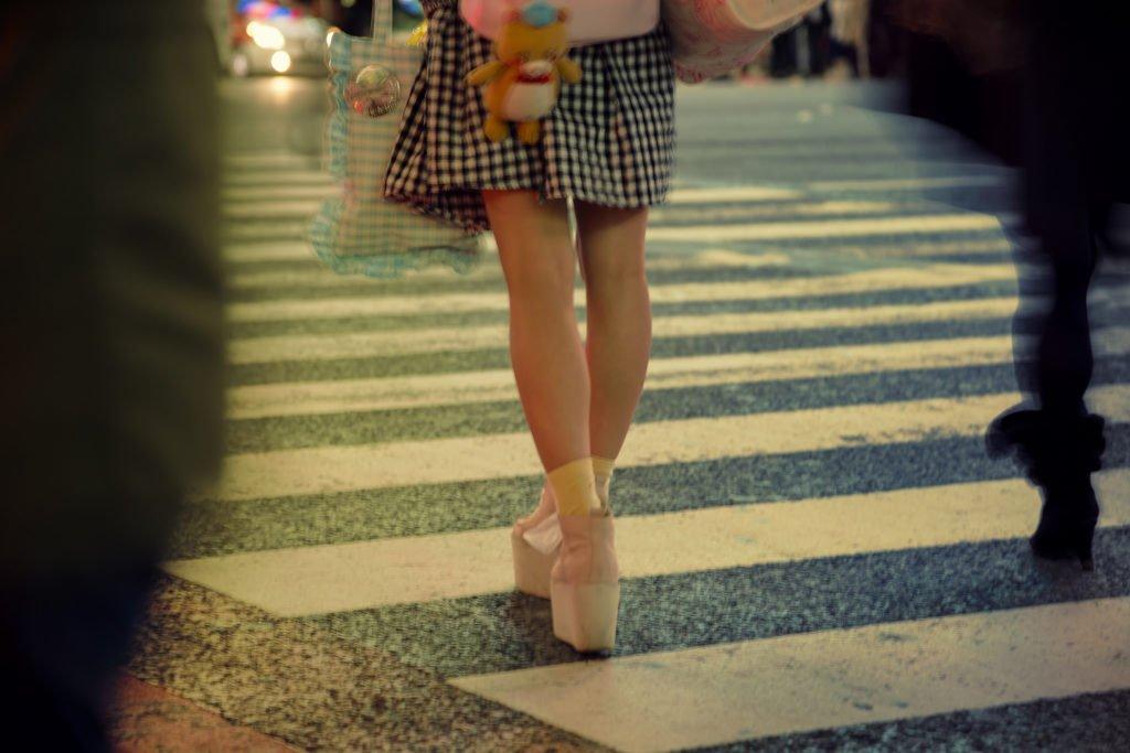 Tokyo fashion is unique
