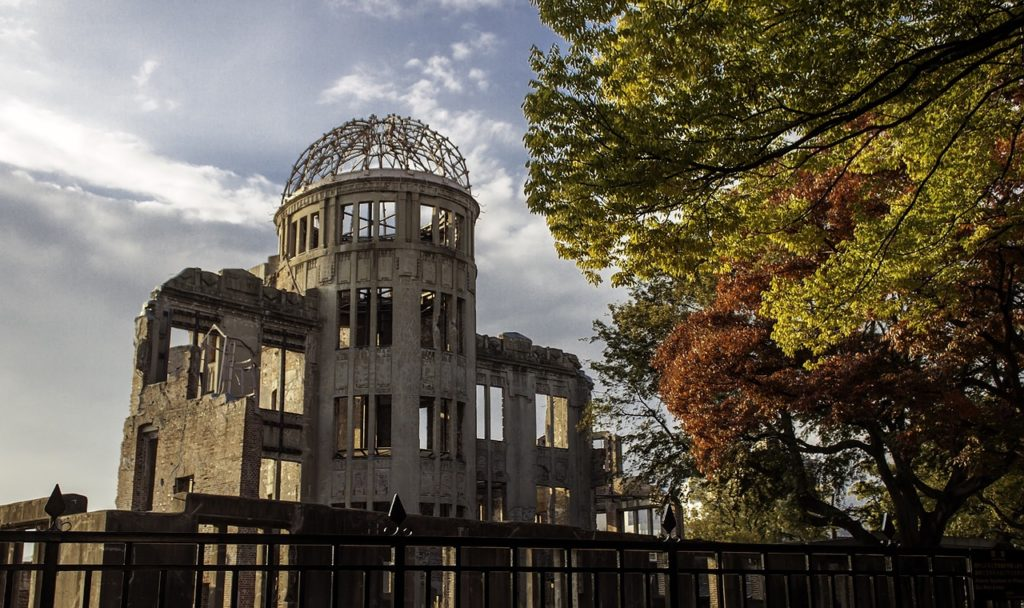 A visit in Hiroshima is an unforgettable experience