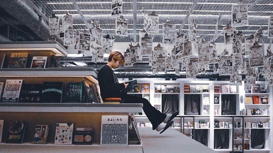 Tokyo offers a lot of Manga Cafes