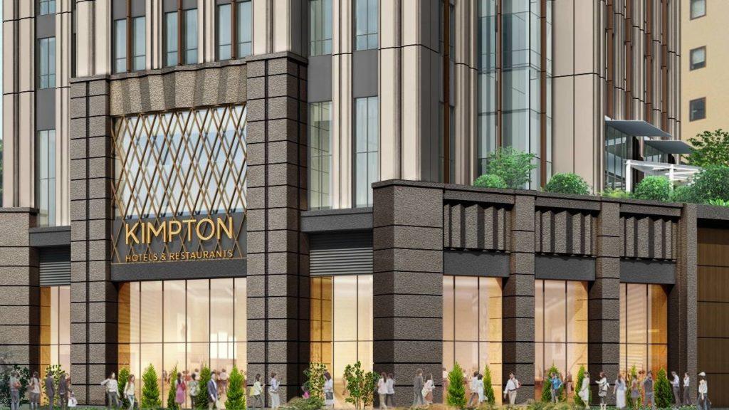 Kimpton Hotel in Tokyo