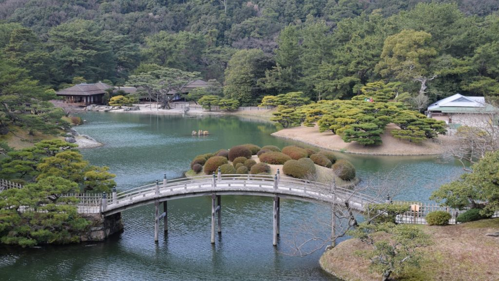 Visiting Shikoku Island
