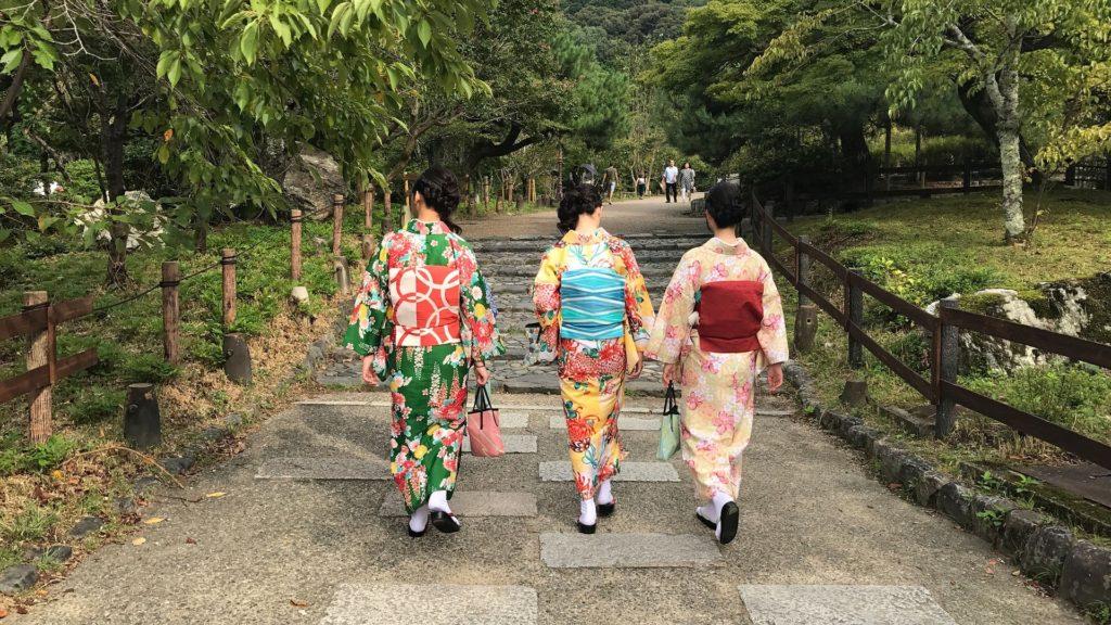 Bring a Kimono as a Souvenir from Japan
